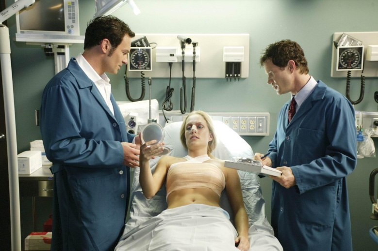 No Merchandising. Editorial Use Only. No Book Cover Usage.Mandatory Credit: Photo by Moviestore/REX/Shutterstock (1610943a)Nip / Tuck , Julian Mcmahon, Dylan WalshFilm and Television