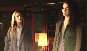 """Marlee Matlin and Jade Tailor, """"The Magicians"""""""