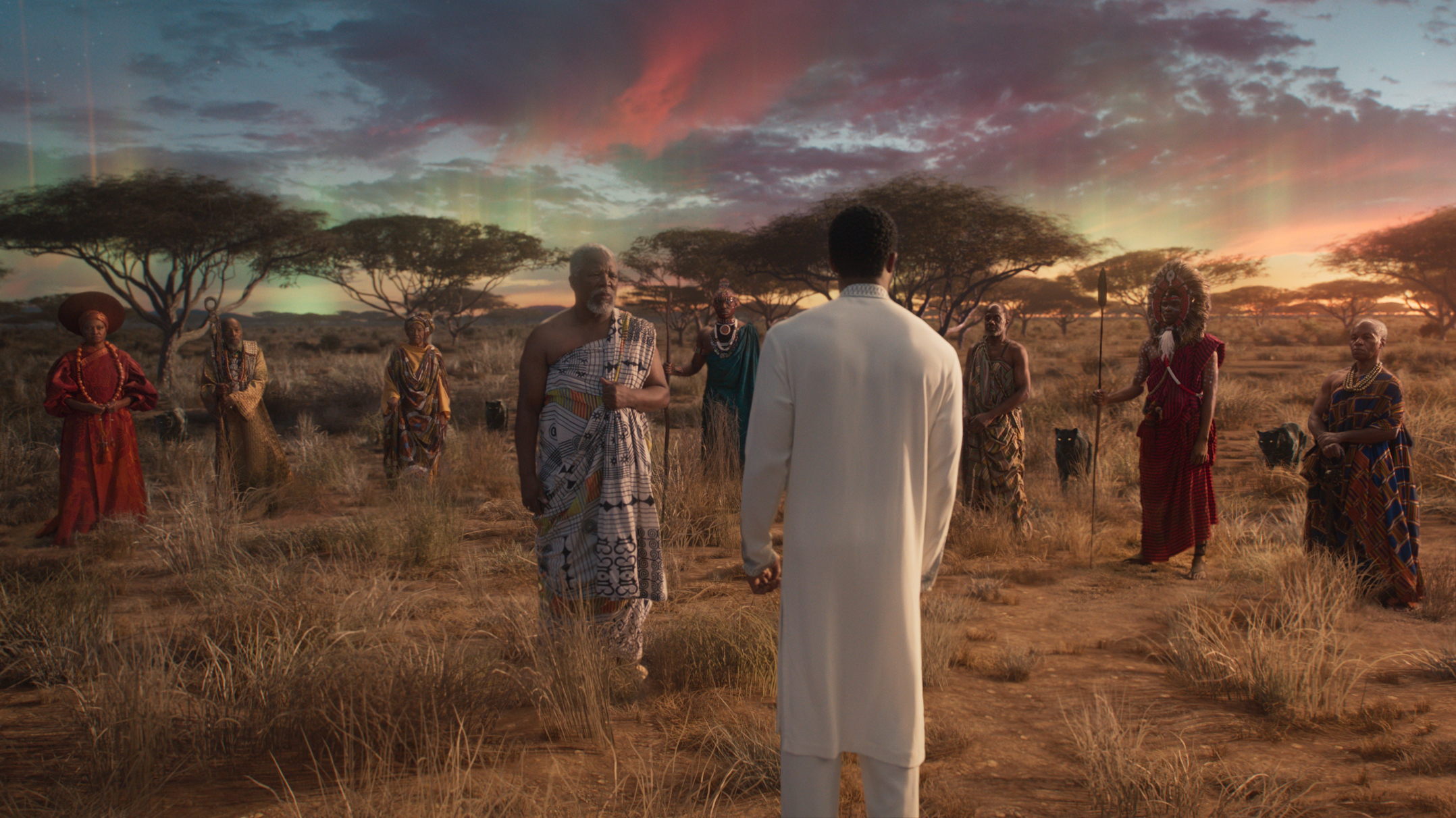 Black Panther How Vfx Helped To Build Wakanda S