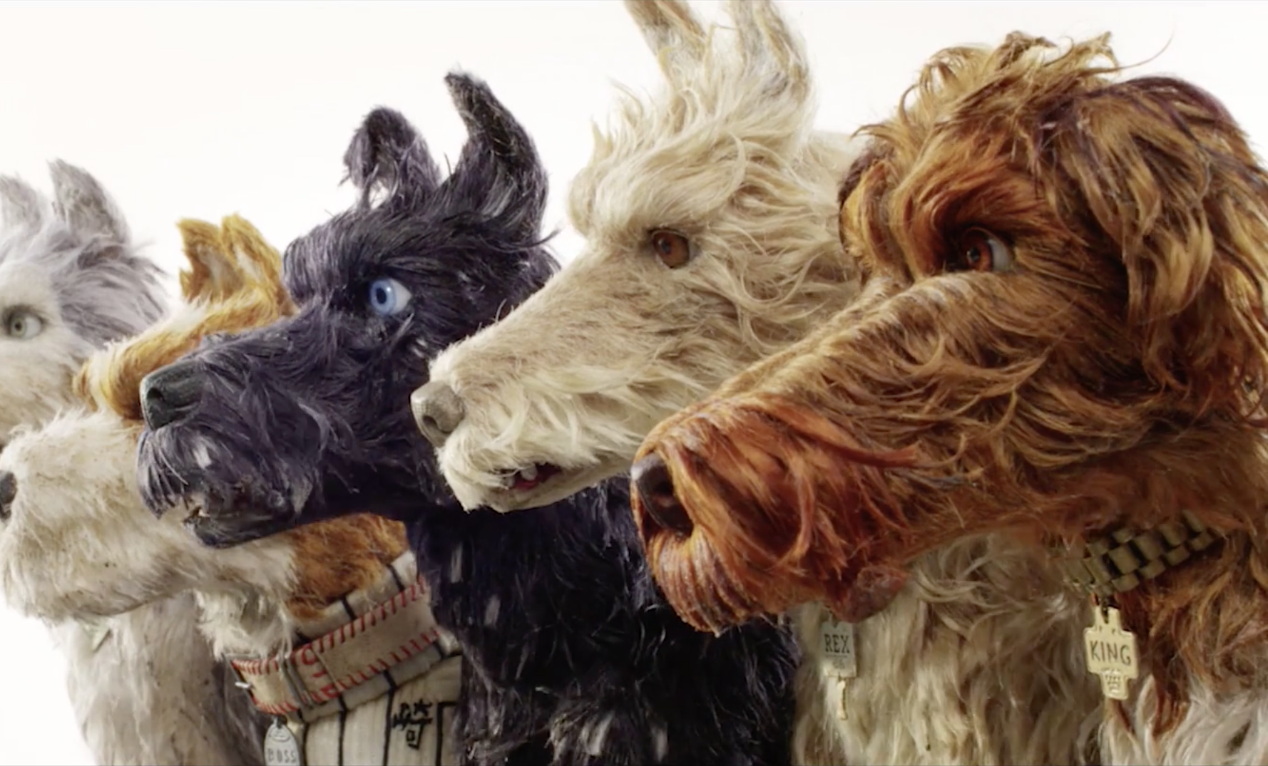 'Isle of Dogs': Stream Alexandre Desplat's Score to Wes Anderson's Stop-Motion Film