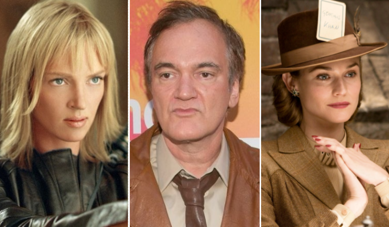 Quentin Tarantino Explains Why He Choked Uma Thurman and Diane