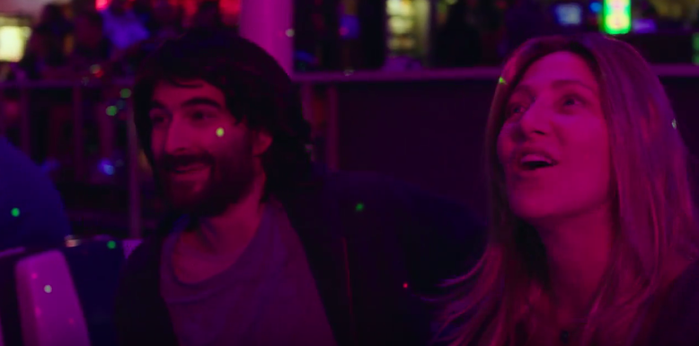 "Jay Duplass Edie Falco ""Outside In"""