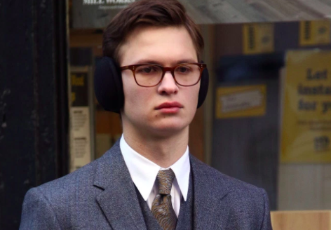 The Goldfinch Movie Photos: Ansel Elgort