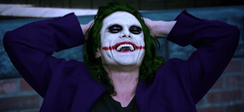 Tommy Wiseau The Joker