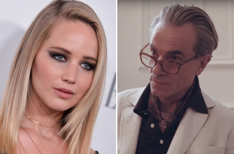 Why Jennifer Lawrence stopped watching Phantom Thread after three minutes