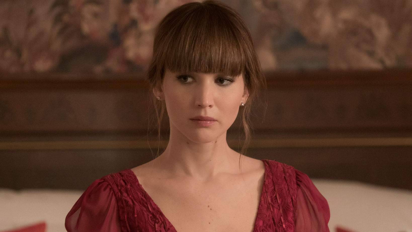 Joel Edgerton impressed with sex and violence scenes in Red Sparrow