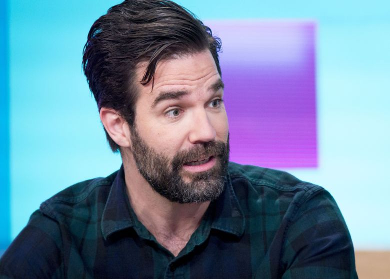 Rob Delaney Works Through Catastrophe So We Can All Be ... |Rob Delaney