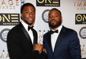 Chadwick Boseman and Ryan Coogler47th Annual NAACP Image Awards, Hyundai Post-show Gala Celebration, Los Angeles, America - 05 Feb 2016