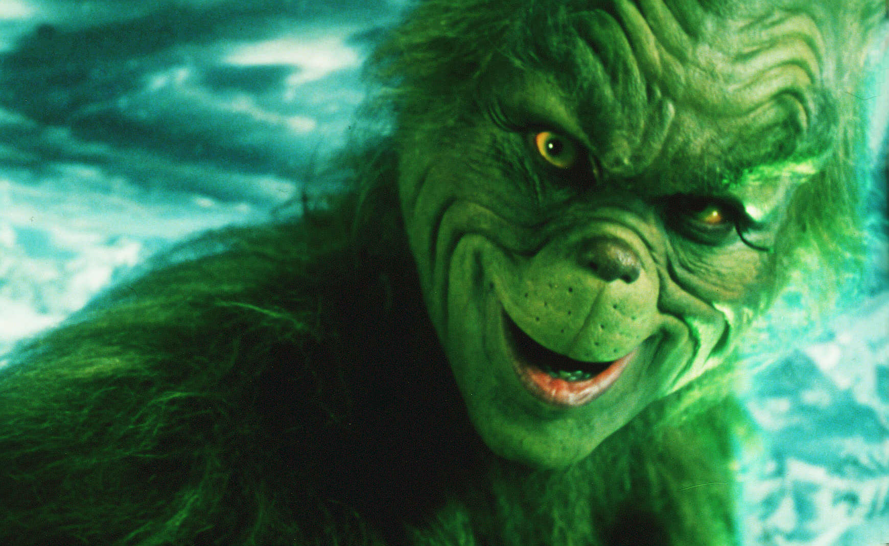 The Grinch' Makeup Artist Checked Into Therapy Because of
