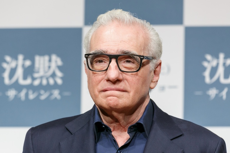 Martin Scorsese'Silence' film photocall, Tokyo, Japan - 16 Jan 2017The historical drama which is based on a Japanese novel by Shusaku Endo follows two Jesuit priests who travel from Portugal to Japan during the 17th century