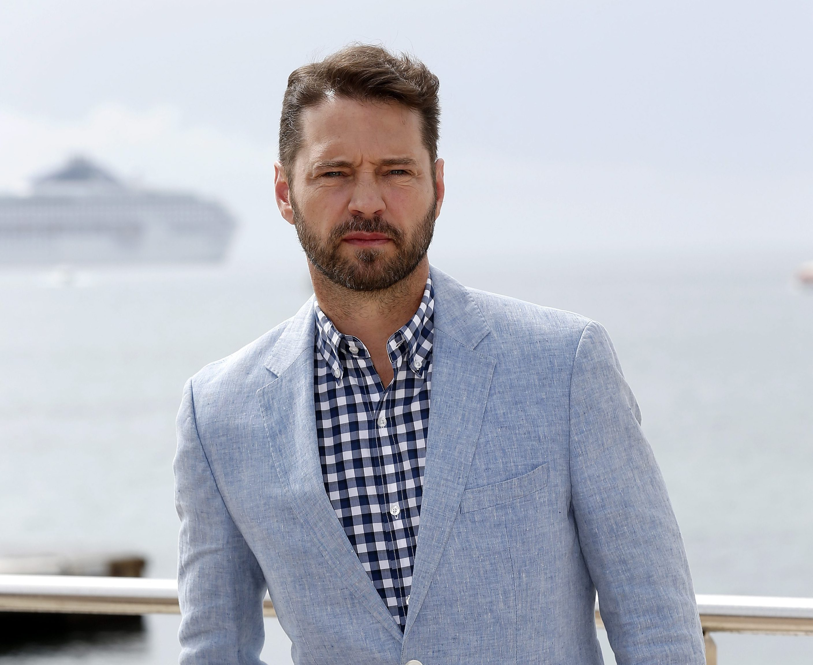 House On Hooter Hill jason priestley had no interest in revisiting 90210's