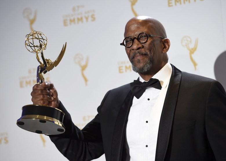 Reg E. Cathey Emmys