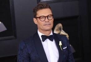 Ryan Seacrest60th Annual Grammy Awards - Red Carpet Arrivals, New York, USA - 28 Jan 2018