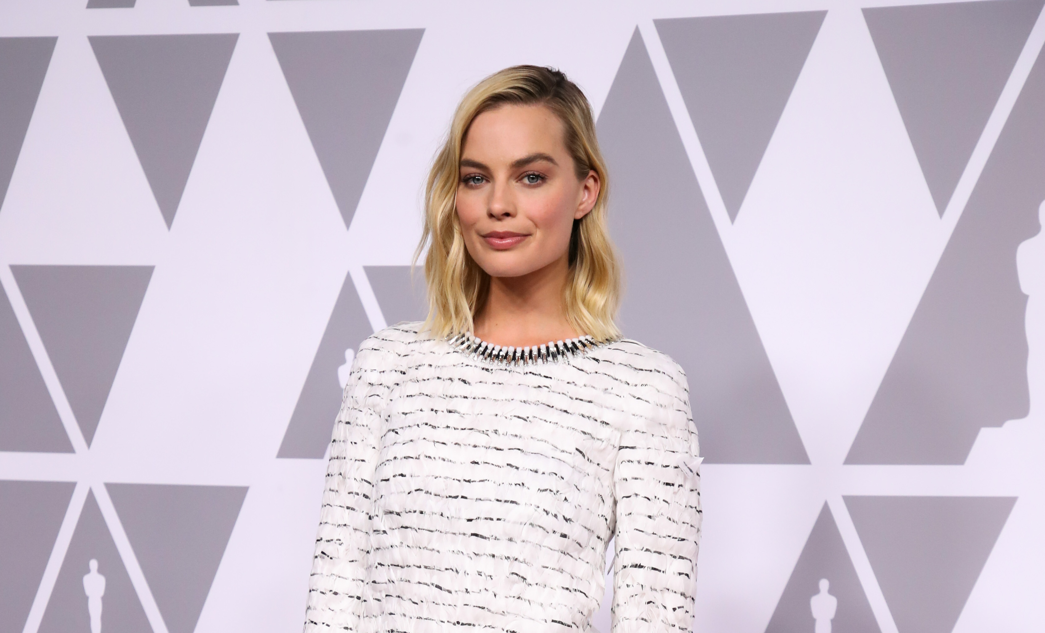 Margot RobbieThe Academy Awards Nominees Luncheon, Los Angeles, USA - 05 Feb 2018