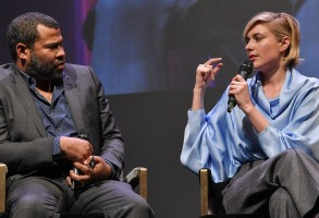 Jordan Peele and Greta GerwigOutstanding Directors of the Year Award, Show, 33rd Santa Barbara International Film Festival, USA - 06 Feb 2018