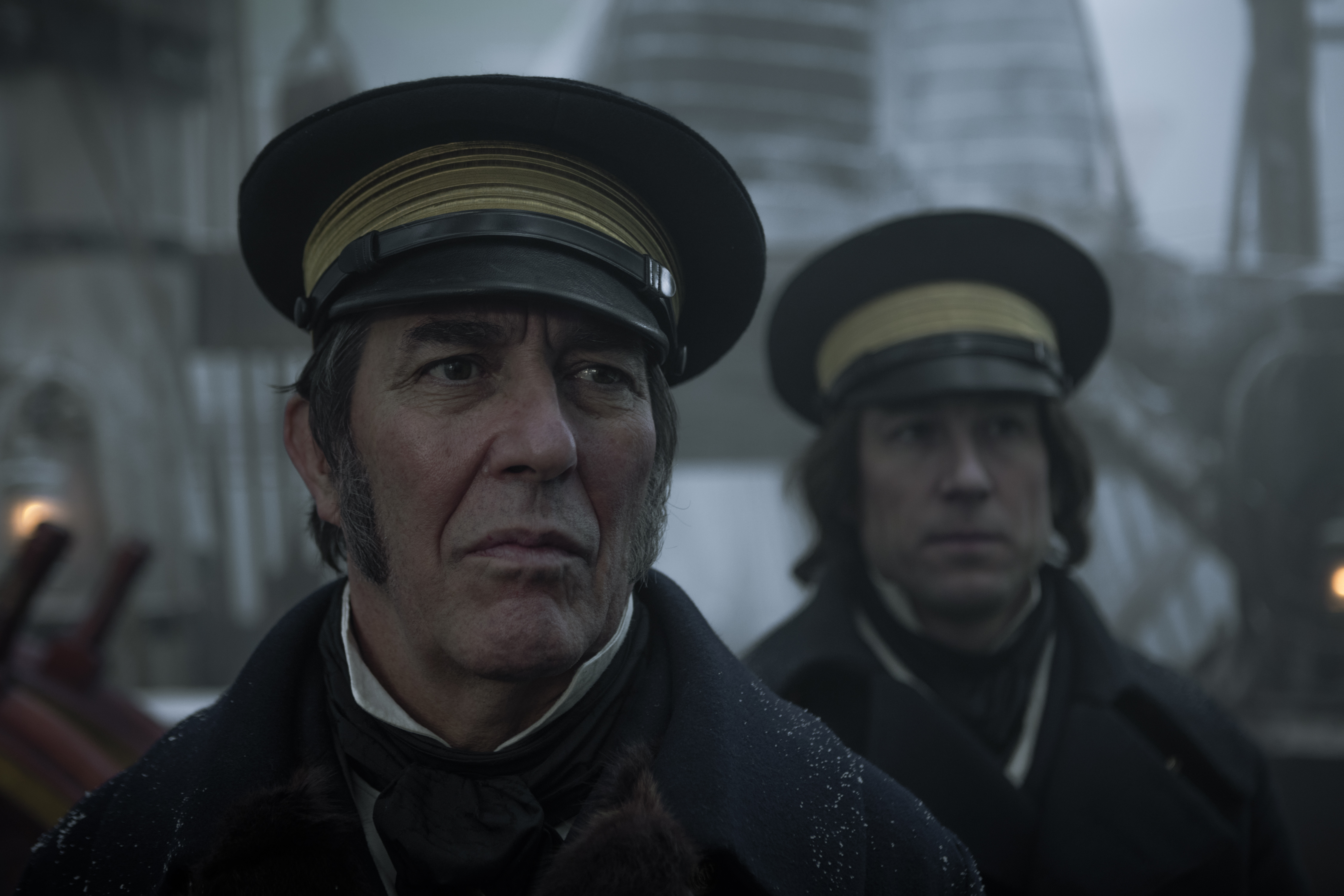 'The Terror': Ridley Scott Explains Why In the Arctic, No One Can Hear You Scream — Watch