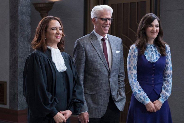 The Good Place Season 3: First 2 Minutes Debut at Comic-Con