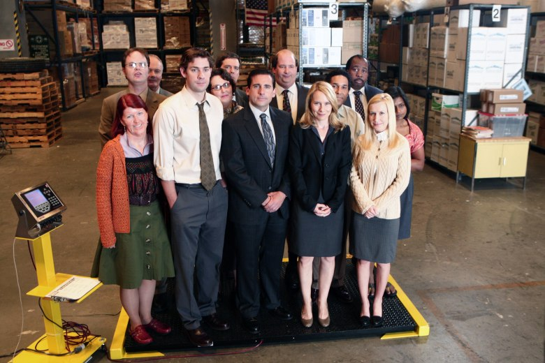 No Merchandising. Editorial Use Only. No Book Cover Usage.Mandatory Credit: Photo by Chris Haston/NBC-TV/Kobal/REX/Shutterstock (5886251ci)Steve CarellThe Office - 2005NBC-TVUSATelevisionDocumentary