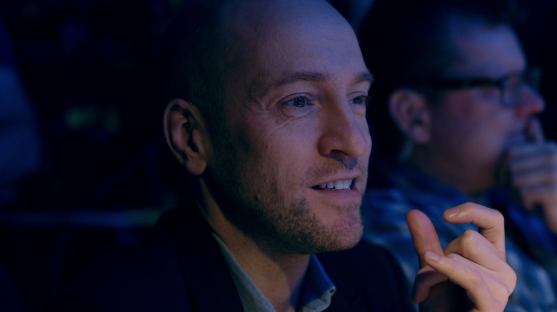 The Push Netflix Derren Brown