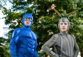 The TIck Amazon Season 1 Part 2