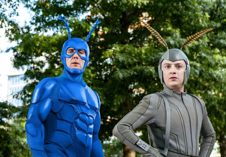 The Tick' on Amazon: Season 1 Has a Much Better Ending