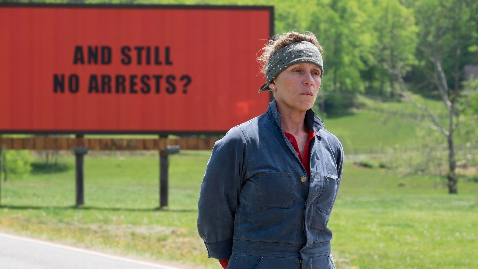Image result for frances mcdormand three billboards