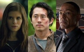 Saddest TV Deaths House of Cards The Walking Dead Breaking Bad