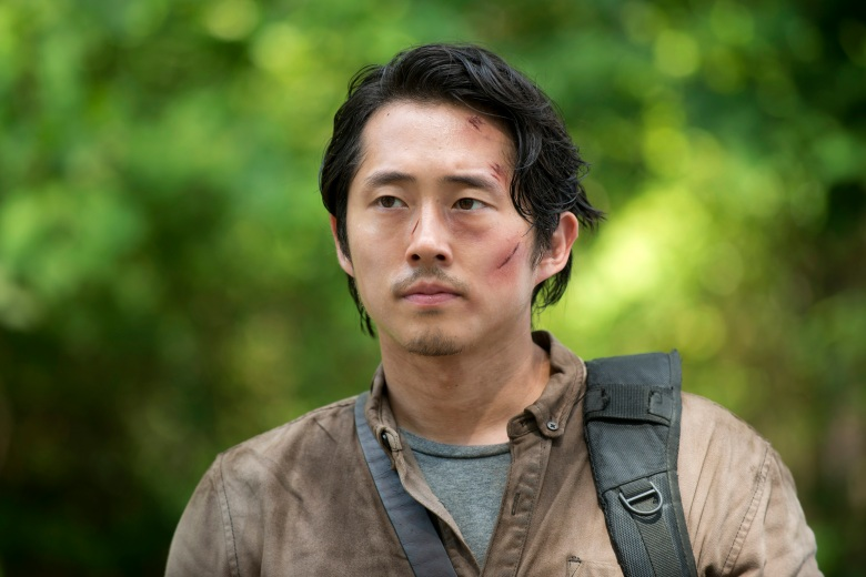 Steven Yeun Won't Return to 'The Walking Dead,' Suffered