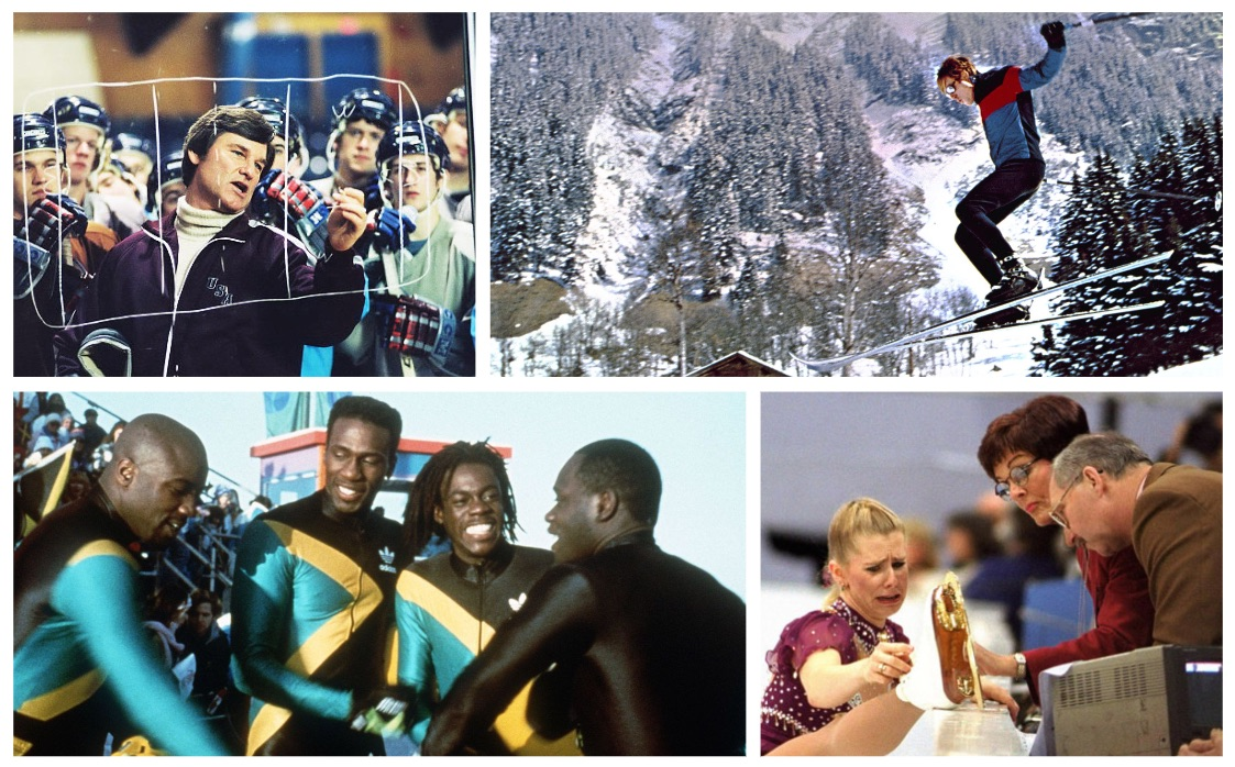 8 Exhilarating Winter Olympics Movies, From 'I, Tonya' to 'Cool Runnings'