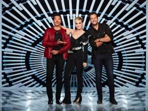 "AMERICAN IDOL - ABC's ""American Idol"" judges Lionel Richie, Katy Perry and Luke Bryan. (ABC/Craig Sjodin)"