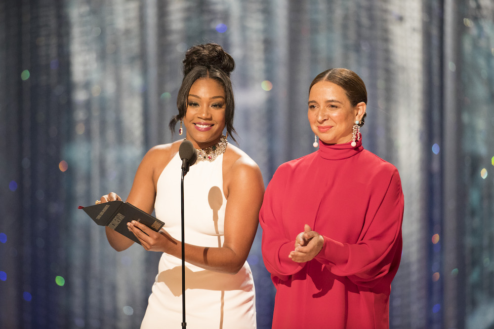 Tiffany Haddish Shares Dream of Hosting the Oscars One Day