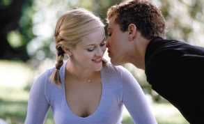 CRUEL INTENTIONS, Ryan Phillippe, Reese Witherspoon, 1999