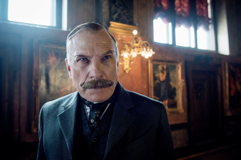 "Ted Levine, ""The Alienist"""