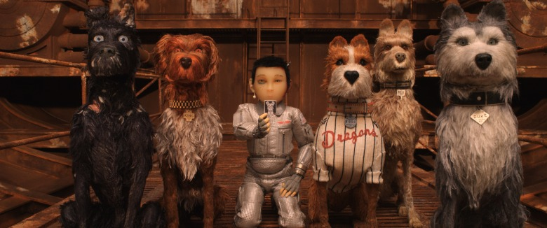 c3a7b76c Isle of Dogs': How Wes Anderson Made Stop-Motion Japanese Valentine ...