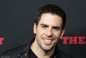 Eli Roth'The Hateful Eight' film premiere, Los Angeles, America - 07 Dec 2015