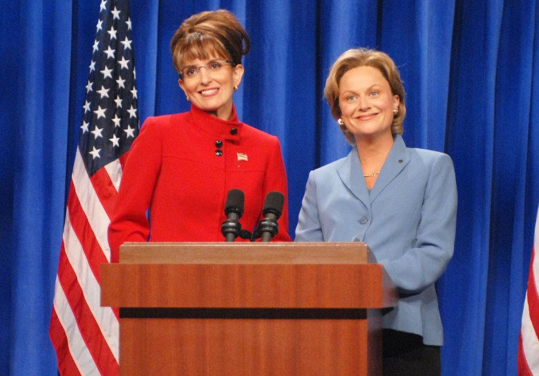 "Tina Fey and Amy Poehler, ""Saturday Night Live"""