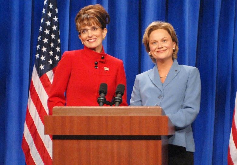 "Tina Fey and Amy Poehler, ""Saturday Night Live"""