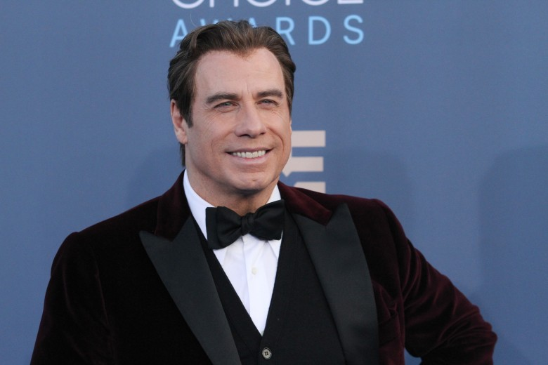 John Travolta22nd Annual Critics' Choice Awards, Arrivals, Los Angeles, USA - 11 Dec 2016