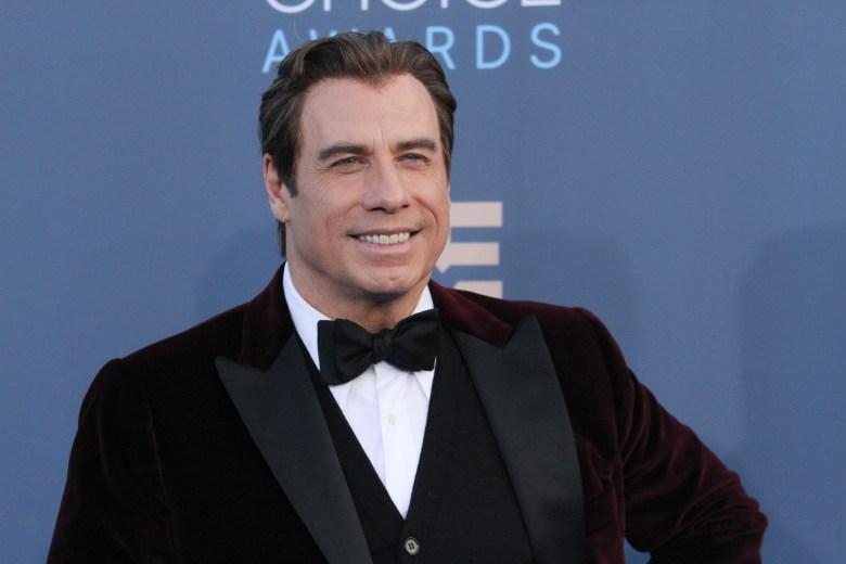 John Travolta22nd Annual Critics' Choice Awards, Arrivals, Los Angeles, USA - 11 Dec 2016