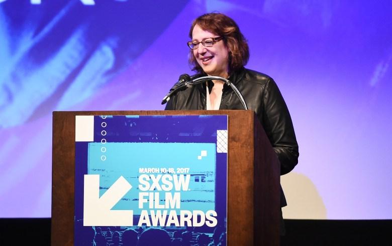 Janet PiersonSXSW Film Awards presented by FilmStruck, SXSW Festival, Austin, USA - 14 Mar 2017