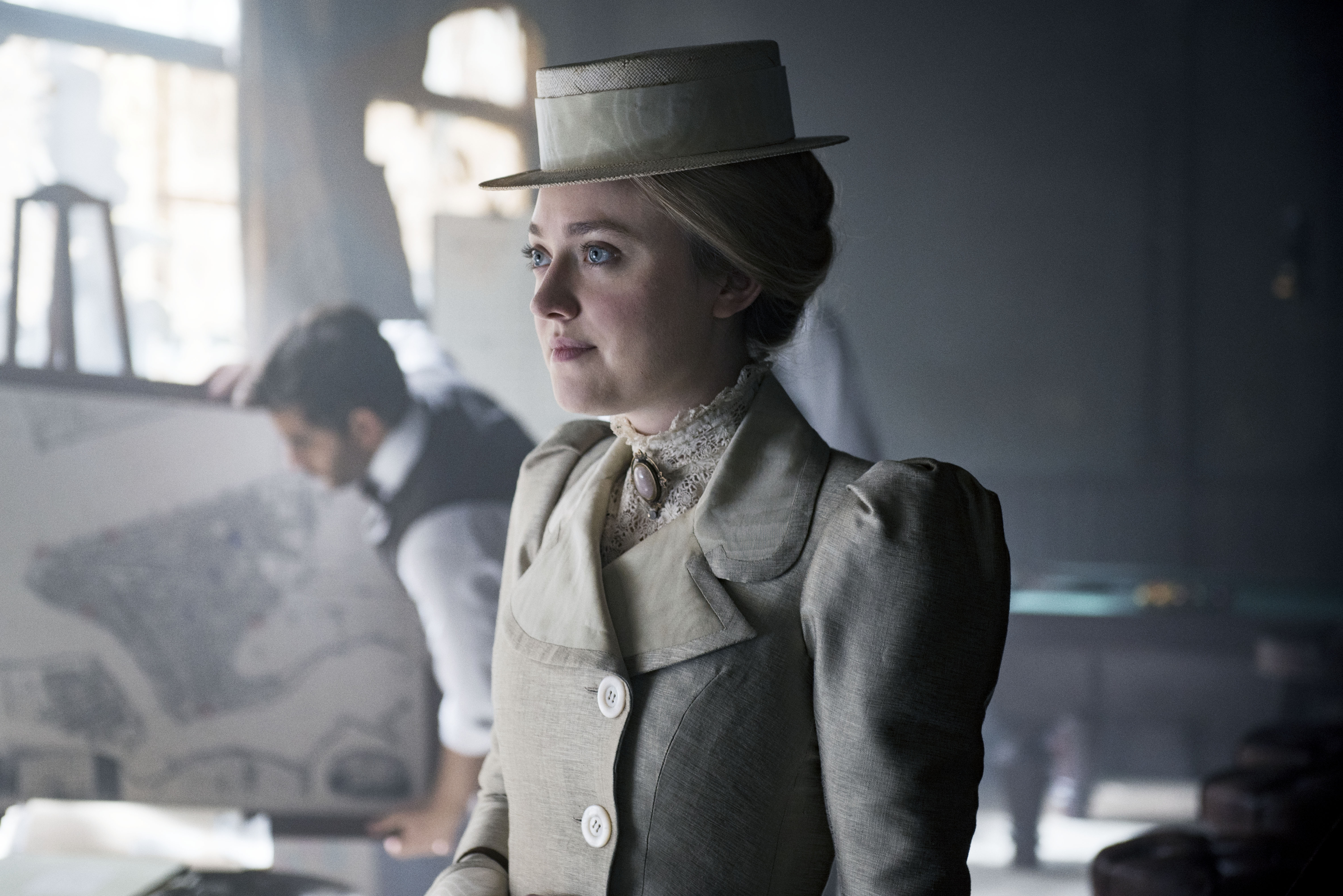 The Alienist\': Dakota Fanning and Jakob Verbruggen On Season 2 Odds ...