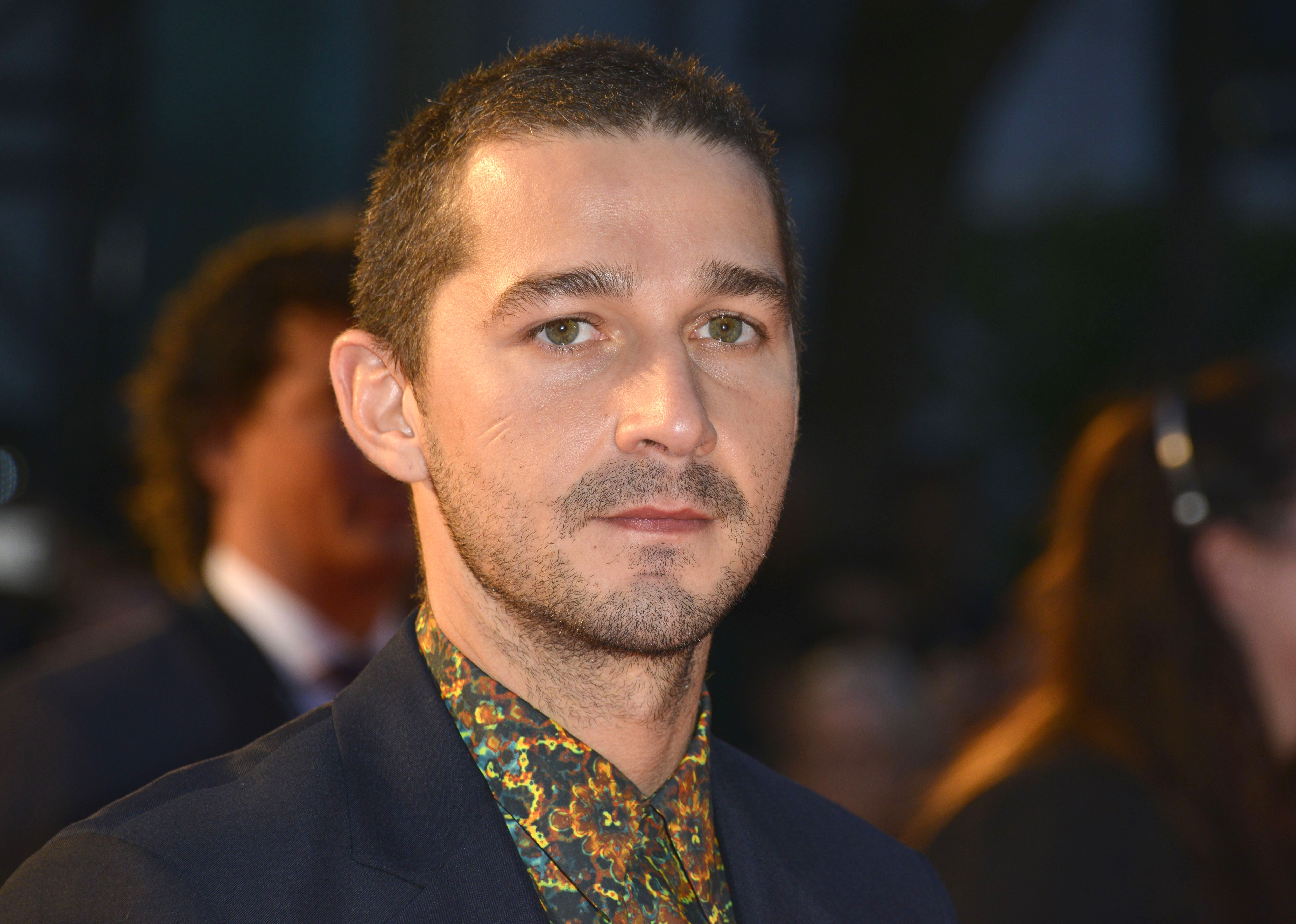 Shia Labeouf Admits His Racist Rant Was The Result Of White