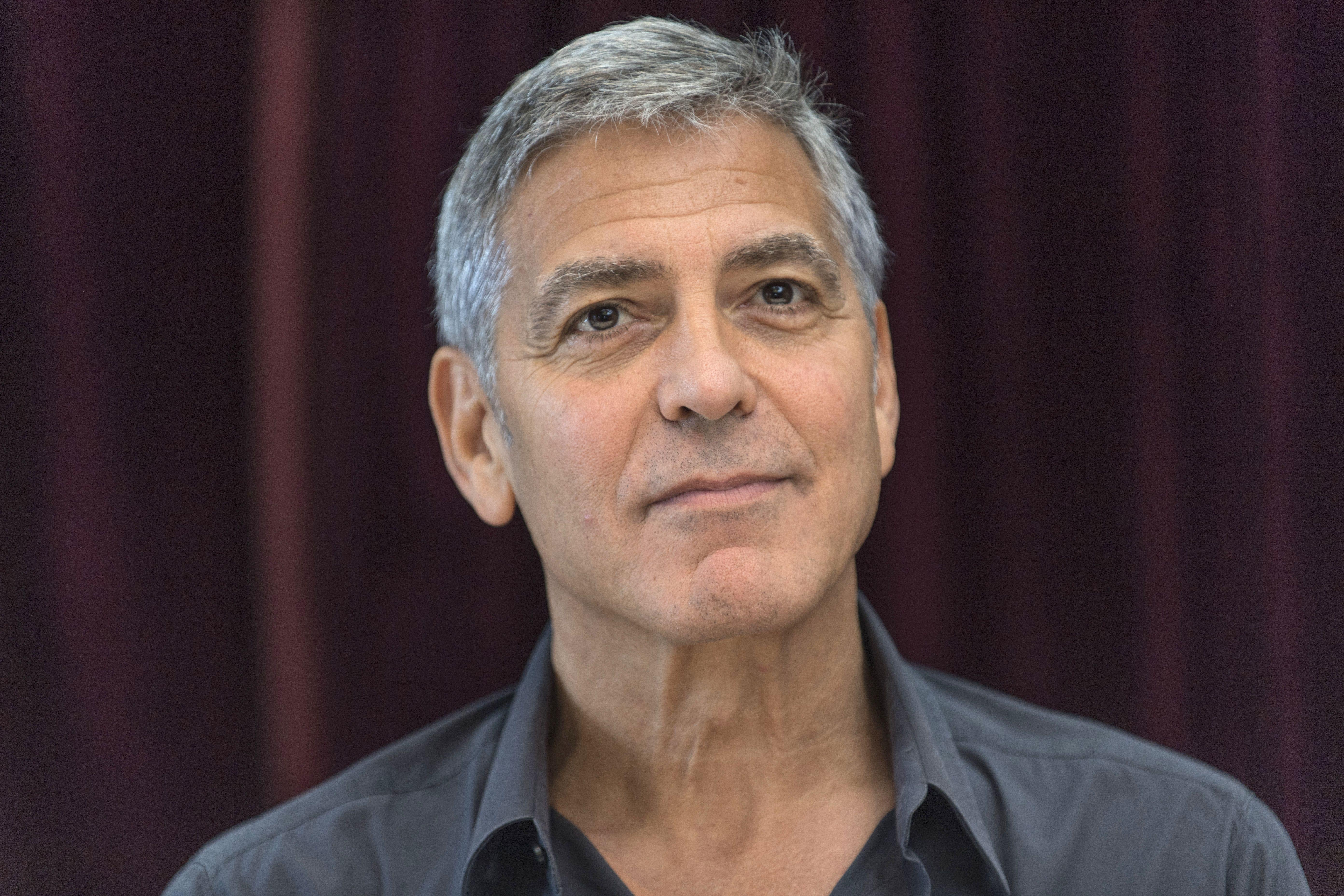 Джордж Клуни ответил на речь Тома Круза о Covid-19: « Он не слишком остро отреагировал »