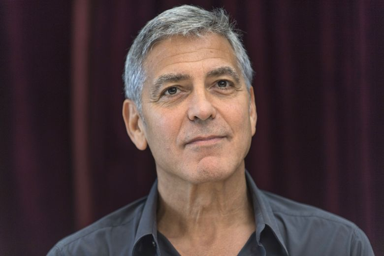 *** USA OUT UNTIL OCTOBER 09, 2017***Mandatory Credit: Photo by Sundholm Magnus/action press/REX/Shutterstock (9050443r)George Clooney'Suburbicon' photocall, Toronto International Film Festival, Canada - 09 Sep 2017