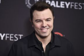 """Seth MacFarlane attends the 2017 PaleyFest Fall TV Previews """"The Orville"""" at The Paley Center for Media, in Beverly Hills, Calif2017 PaleyFest Fall TV Previews - Fox, Beverly Hills, USA - 13 Sep 2017"""