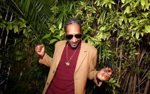 Snoop DoggGQ Men of the Year Awards, Inside, Los Angeles, USA - 07 Dec 2017