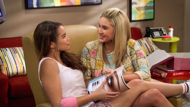 "Paris Berelc and Isabel May, ""Alexa & Katie"""
