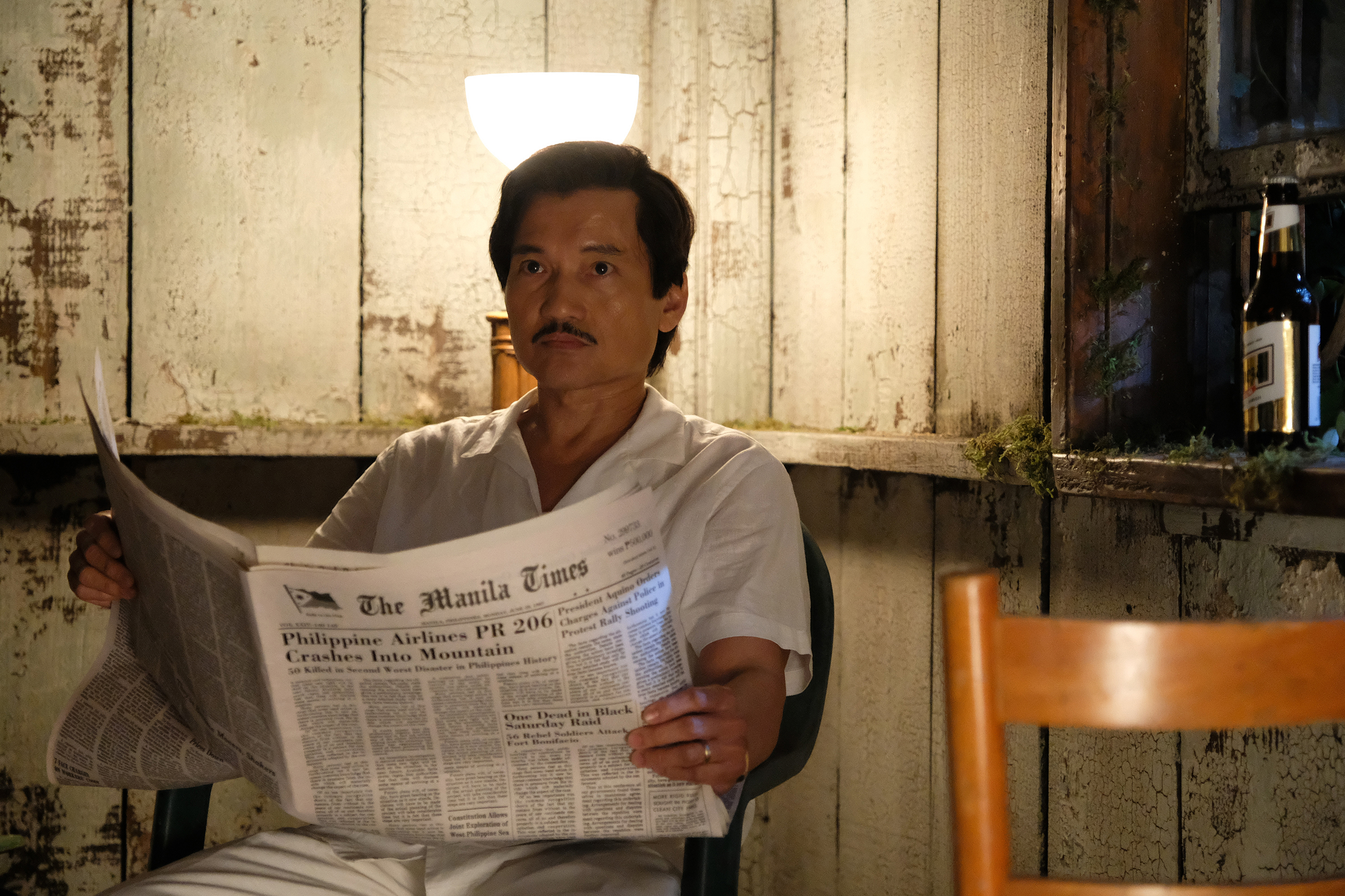 """THE ASSASSINATION OF GIANNI VERSACE: AMERICAN CRIME STORY """"Creator/Destroyer"""" Episode 8 (Airs Wednesday, March 14, 10:00 p.m. e/p) -- Pictured: Jon Jon Briones as Modesto Cunanan. CR: Ray Mickshaw/FX"""