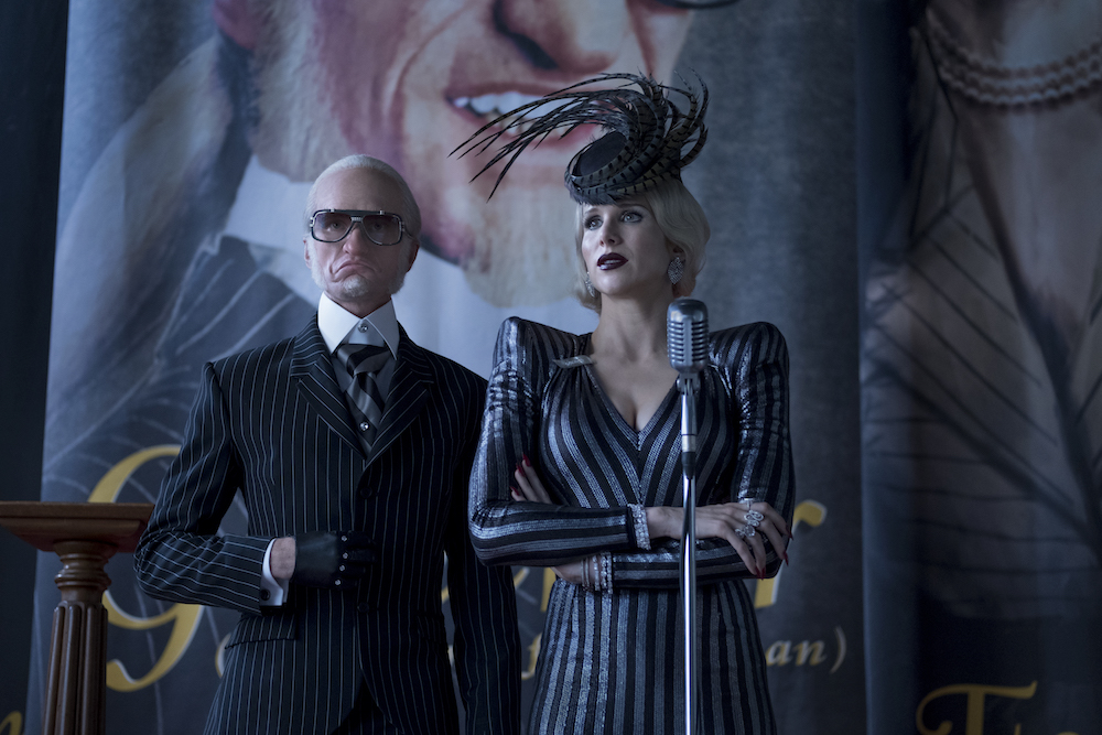 A Series of Unfortunate Events Season 2 Neil Patrick Harris Lucy Punch