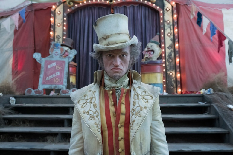 A Series of Unfortunate Events Season 2 Neil Patrick Harris Episode 9